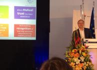 Jean-André Lasserre presenting NETINVET